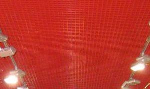 подвесной потолок типа грильято фото
