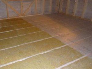 минеральная базальтовая вата для утепления фото