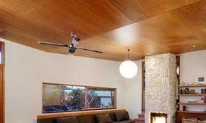 деревянный потолок выбор фото