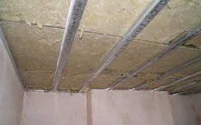 комплексная звукоизоляция потолка