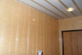 Декоративные пластиковые панели для внутренней отделки стен