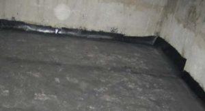 рулонная гидроизоляция фото