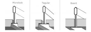 кромка минеральных потолков фото