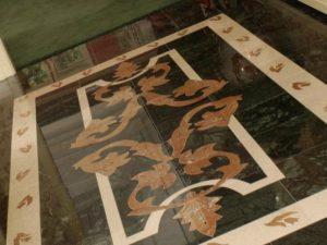 плитка мраморная напольная фото