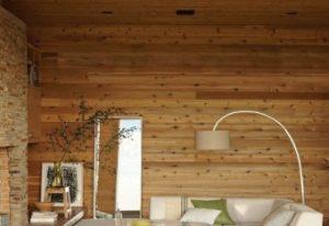 деревянная отделка блок хаус фото