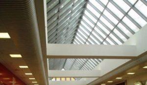 подвесной потолок реечный фото