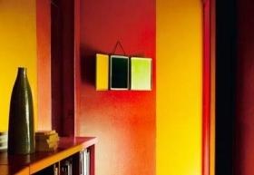 интерьерная латексная краска фото
