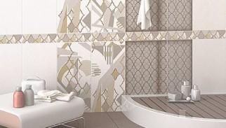 декоративные элементы для керамической плитки в интерьере