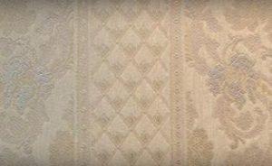 текстильные обои фото в интерьере