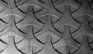 бетонная плитка фото