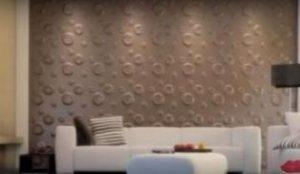 Декоративные 3д панели для внутренней отделки стен фото