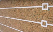 пробковые обои для стен фото