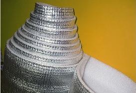 фольгированная полистирольная подложка фото
