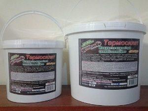 теплоизоляционное покрытие Термосилат