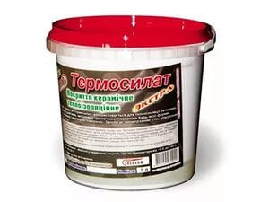 Керамическое теплоизоляционное покрытие Термосилат
