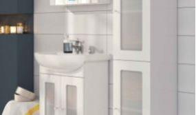 Cersanit: новые коллекции мебели и санфаянса для ванной, серия Arteca