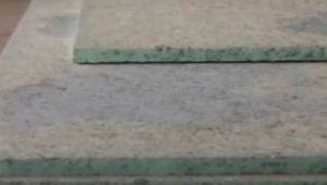 фибролитовые плиты Green Board