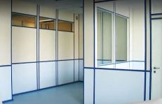 Гипсовиниловые стеновые панели