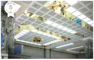 Подвесной потолок HOOK-ON Н 100/200
