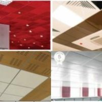 Подвесной потолок LAY-IN от АСП-технолоджи