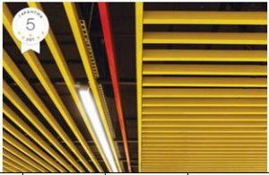 Металлический потолок AS/RV