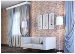 пвх стеновые панели КронаПласт Unique
