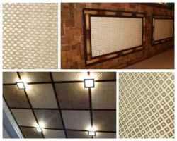 Бамбуковые плиты для стен и потолка