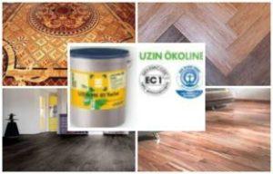 Дисперсионный клей для паркета UZIN MK 85 Turbo, Уцин Турбо