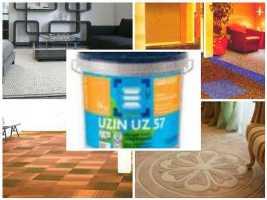 клей для текстильных покрытий Uzin UZ 57