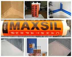 Санитарный герметик Maxsil