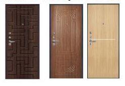 Входные двери «Оптима» Geona