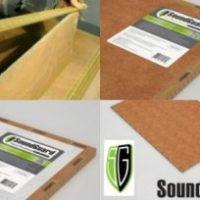 Звукоизоляционные панели ЭкоЗвукоИзол