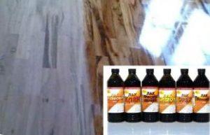 Как покрасить деревянные полы лаком