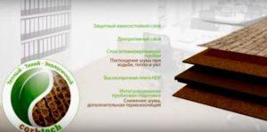Преимущества и недостатки пробкового ламината
