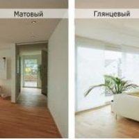 Что лучше матовый или глянцевый потолок