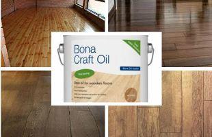Масло для деревянного пола Bona Craft Oil Neutral