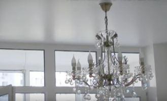 Матовый натяжной потолок плюсы и минусы