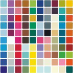 Матовый натяжной потолок цвета