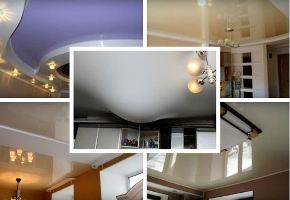 Минусы натяжных потолков в квартире