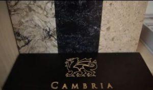 Кварцевый агломерат Камбрия, Cambria