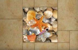 Кафельная плитка 3Д фото