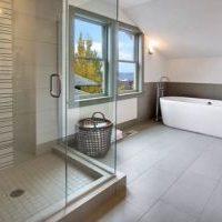 Лучший пол для ванной комнаты