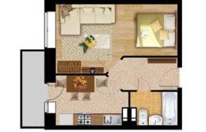 Смета ремонта однокомнатной квартирыв новостройке
