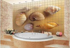 Фотоплитка для ванной и кухни