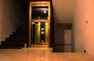 Конструкционные особенности лифта для частного дома