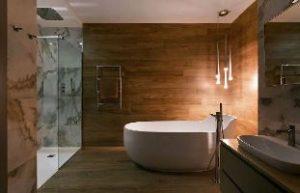 Отделочные материалы для ванной комнаты