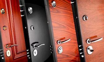 Входные стальные двери фото