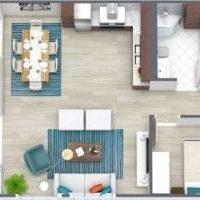 Как спланировать интерьер дома