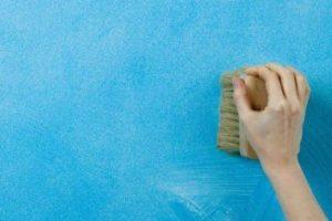 Моющаяся краска для стен и потолков