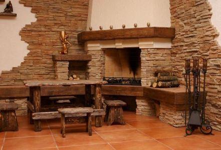 Популярные виды плитки из искусственного камня